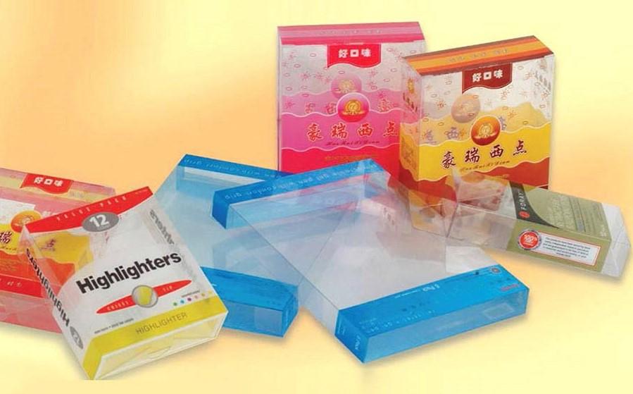 Bao bì nhựa PVC