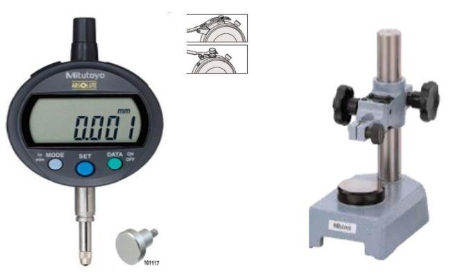 Máy đo độ dày màng nhựa
